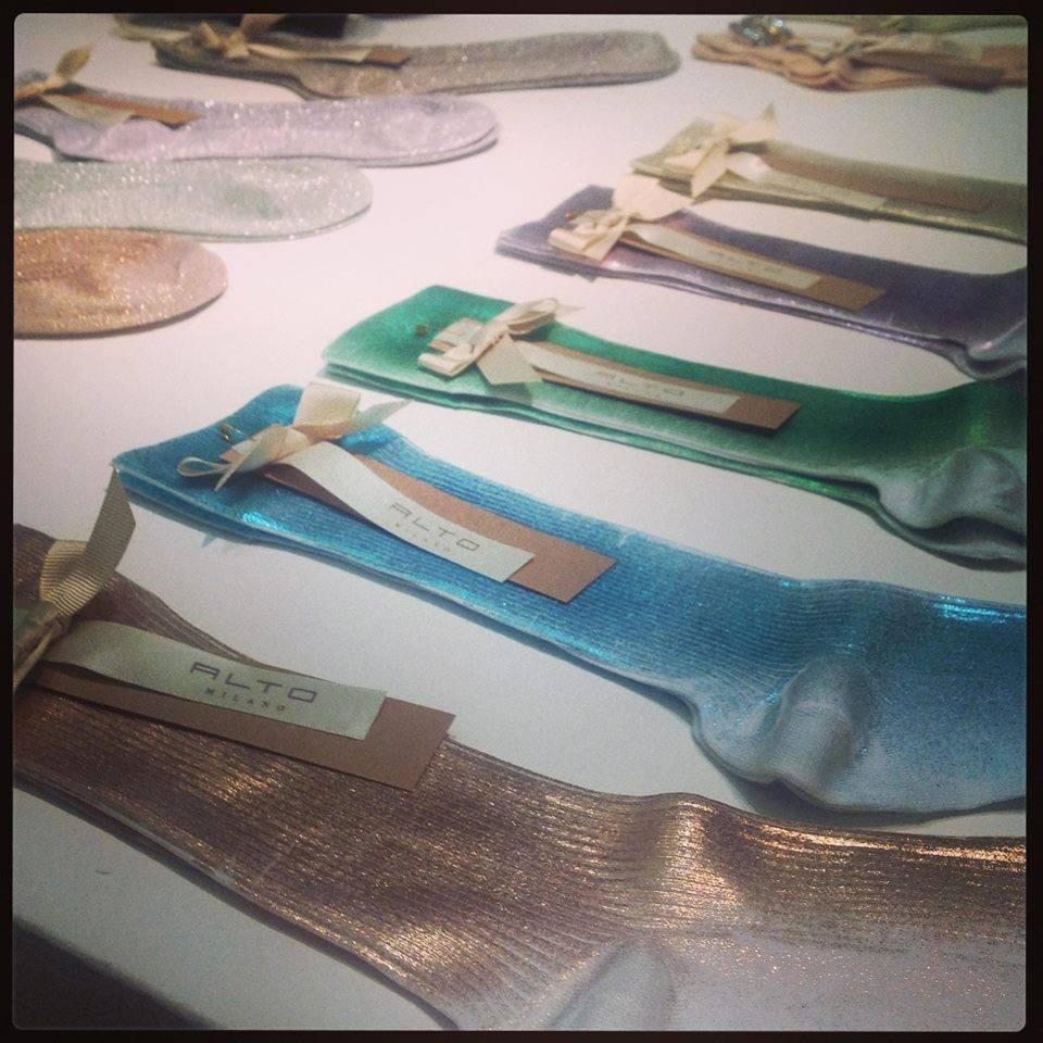 calze metallo