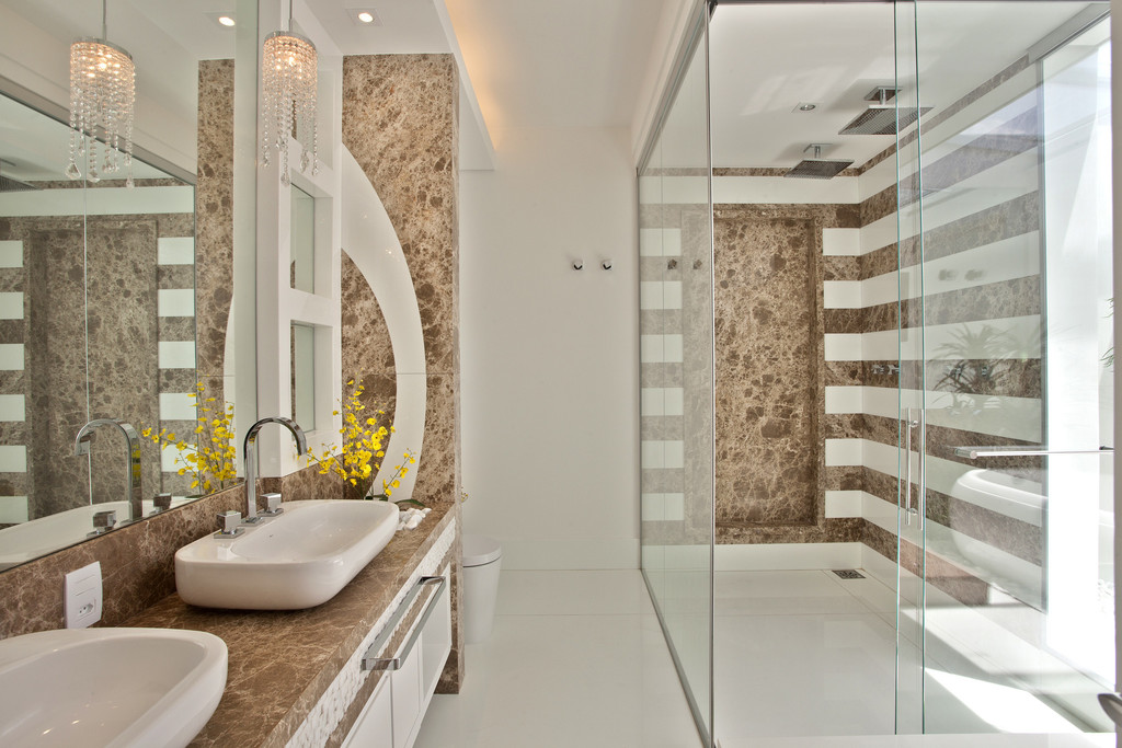 Interior design idee per la sala da bagno trend hub for Idee interior design