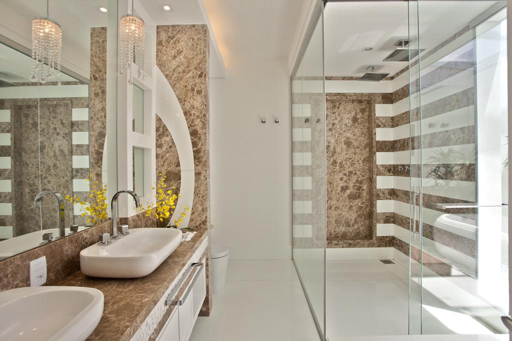 interior design idee per il bagno